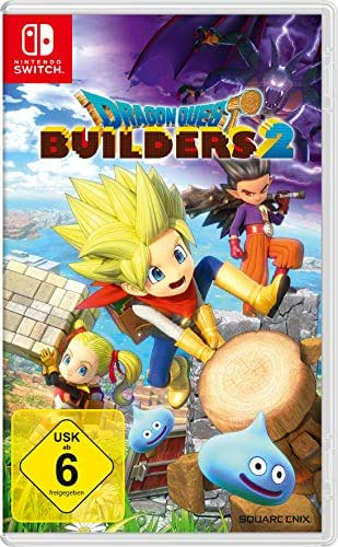 DRAGON QUEST BUILDERS 2 - [Nintendo Switch]