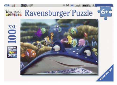 Ravensburger 10912 Nemo e i suoi amici Puzzle 100 pezzi