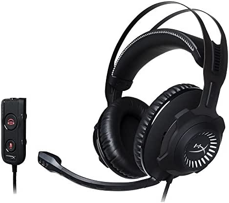 HyperX HX-HSCRS-GM Cloud Revolver S Dolby Surround 7.1 Gaming Kopfhörer (für PC/PS4/Mac)