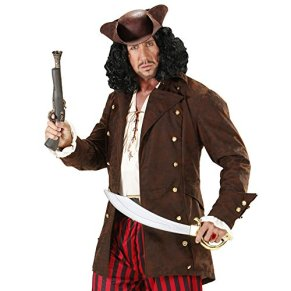 Chaqueta de Pirata, M