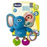 Chicco 72375 - Gioco Trillino Baby Senses Elefante Prime Attività New