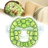 World-bio refroidissement Gel Masque visage Idéal pour anti-fatigue,...