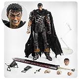 Berserk The Black Swordsman Guts 1/6 Scale PVC Figurine