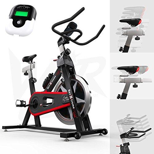 We R Sports Revxtreme S1000 Cardio vélo Biking Noir