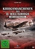 Kriegsmaschinen des Zweiten Weltkriegs - Die Luftwaffe [4 DVDs]