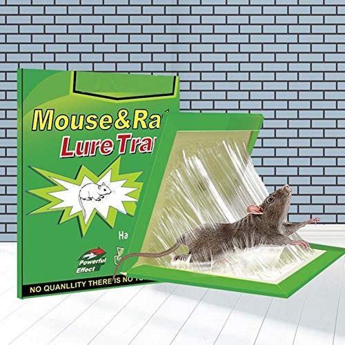 LJXiioo Scheda Adesiva per Mouse, Lavagna Adesiva per Mouse, Scheda Adesiva per Mouse Presa Facile,...