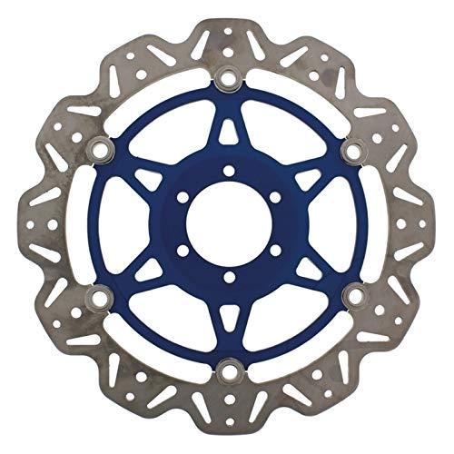 1X Disco freno anteriore Ducati Monster 620I.E. MD Dark 03-04EBC VR614BLU