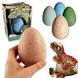 Dino Schlüpf-Ei, 10cm, mit wachsendem Dino im Inneren
