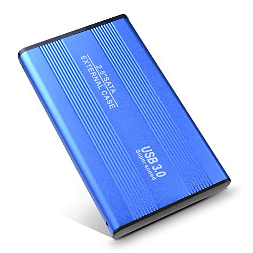 Zbbxz Disco Rigido 2TB - Hard Disk Esterno Portatile, USB 3.0 per Desktop, Laptop, MacBook,...