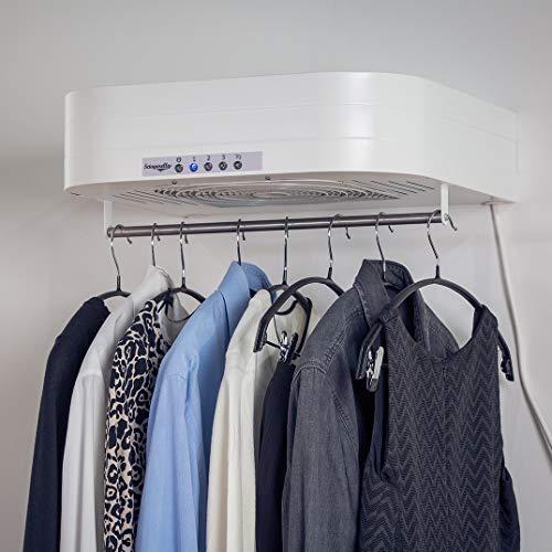 SCIUGARELLA LIGHT – asciugabiancheria elettrica ad aria – Asciuga e stira fino a 5kg di bucato...