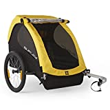 Burley Unisex MY16 Bee 2-Seater Bike, Yellow