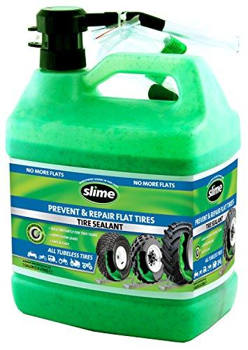 Slime 10163 Tubeless Tire Sealant, 1 Gallon