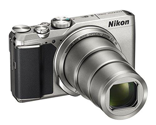 Nikon Coolpix A900 Fotocamera Digitale Compatta, 20,3 Megapixel, Zoom 35X, VR, Filmati 4K UHD,...