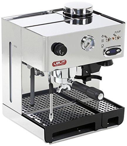 Lelit Anita PL042TEMD Macchina Espresso Semiprofessionale con Macinacaffè Incorporato Ideale per...