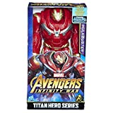 Avengers: Infinity War - Hulkbuster Titan Hero Power FX (Personaggio 30cm, Action Figure), E1798EU4