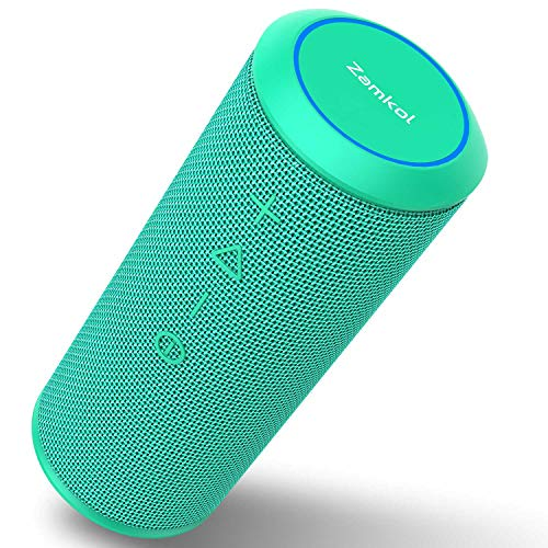 Zamkol Enceinte Bluetooth Portable,...