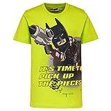 Lego Wear Lego Movie Batman Cm-50277-T-shirt T-Shirt, Verde (Green 850), 128 Bambino