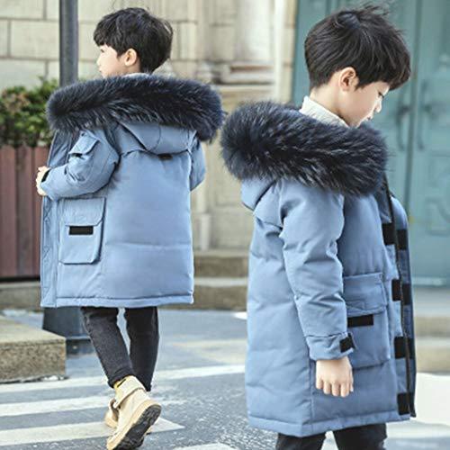 Tute da Sci per Bambini, Neve Vento Caldo Impermeabile Inverno dei Bambini del Rivestimento del...