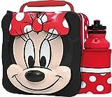 Marvel Character 3d bolsa para el almuerzo térmico Minnie Mouse