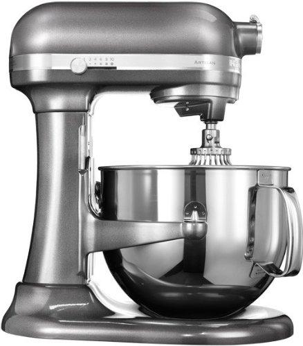 Robot da cucina con sollevamento ciotola Artisan da 6,9 L IKSM7580MS