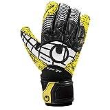 Uhlsporteliminator supergrip bionik + - guanti da portiere - lite fluo yellow/black/white