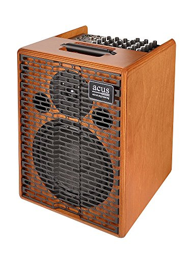 Acus One 8 Wood · Acoustic Guitar Amp