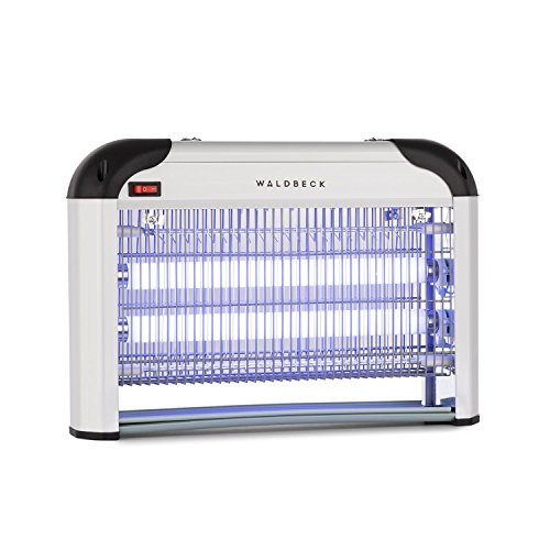 Waldbeck Mosquito Ex 4000 • Zanzariera Elettrica • Lampada Anti zanzare • per Esterni ed...