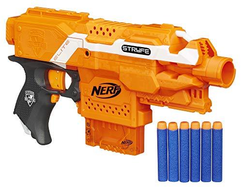 Hasbro Nerf N-Strike Elite Stryfe - Pistola Blaster.