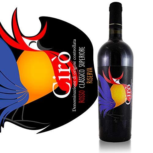 Cirò Rosso Classico Superiore RISERVA - Calabria DOC - 2013-75cl