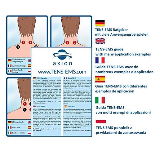 TENS Gerät STIM-PRO Comfort. TENS- Reizstromgerät für TENS- Schmerzbehandlung. - 6