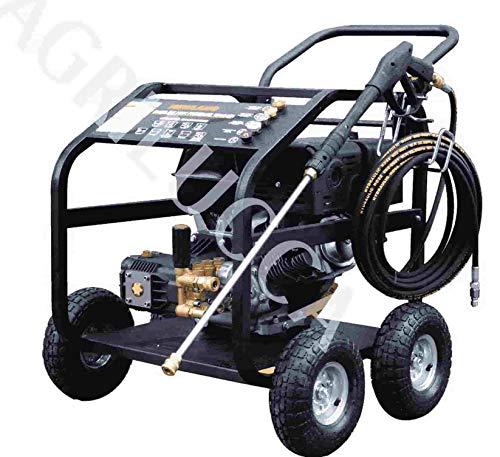 IDROPULITRICE LINGBEN POWER LB250B,motore a scoppio 15 hp ohv,accensione elettrica e forniat anche...