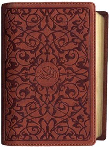 Le-Noble-Coran-Bilingue-arabe-franais-Nouvelle-traduction-de-poche-version-cuir-luxe-Couleurs-alatoires