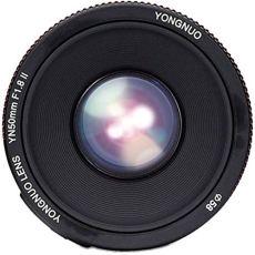 Auto Focus Lens YONGNUO YN50mm F1.8 II for Canon