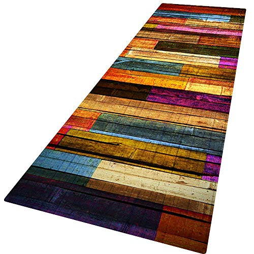 Balai La copertura di pavimento ispessita della flanella antisdrucciolevole, coperta del tappeto...
