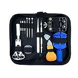 Yasorn 13PCS Portable kit di utensili di riparazione di orologi chiave apri Link pin Remover strumento di riparazione