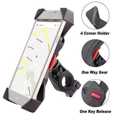 Anti-Shake-Fahrradhalterung-Motorrad-Handy-Halter-Universal-Radsport-Verhtung-Von-Abstrzen-Fahrrad-Lenker-Handyhalter-Wiege-Klammer-Mit-360-Drehen-Fr-35-65-Zoll-Smartphone-GPS-Andere-Gerte