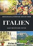 DISCOVER ENTDECKE DE-COUVRIR ITALIEN: ALLE WICHTIGEN INFOS
