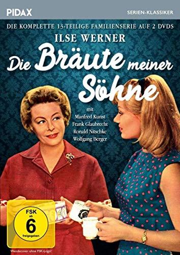 Die Bräute meiner Söhne / Die komplette 13-teilige Familienserie (Pidax Serien-Klassiker) [2 DVDs]