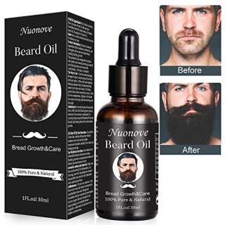 Olio Barba che stimola la crescita