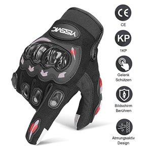 Yissvic Motorrad Handschuhe 2