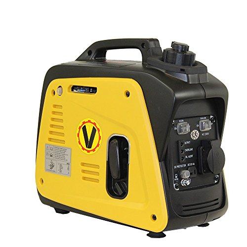 V Señor Generador Inverter 1KW by Kipor.Org GmbH de ultraligeros. Novedad.–Solo 8,4kg; Generador, Inverter, Moppel, electrógeno de emergencia, V Señor, Kipor; FME