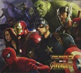 Road to Marvel's Avengers: Infinity War - The Art of the Marvel Cinematic Universe Vol. 2, The