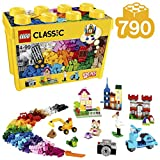LEGO Classic - Caja de ladrillos creativos grande (10698) Juego de construcción