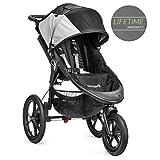 Baby Jogger BJ31410EN Summit X3-3-Rad-Kinderwagen, Single-Modell, schwarz/grau