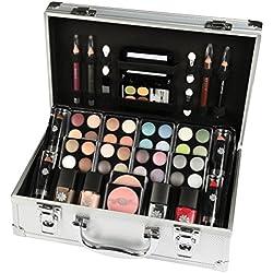 Makeup Trading Schmink Set Alu Case Paletta De Ombretti - 74.5 gr