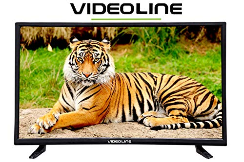 Videoline 80 cm (32 inches) 32CMR Android & IPS HD LED TV (Black)