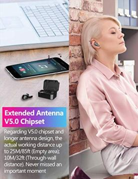 Auriculares-Inalmbricos-Bluetooth-50-con-Sonido-Estereo-3D-Deportivos-Auriculares-Carga-Rapida-en-30-min-IPX6-Resistente-al-Agua-con-Micrfono-Dual-con-Caja-de-Carga-para-iPhone-y-AndroidNegro