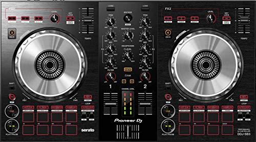PIONEER DDJ-SB3 Console per mixaggio/ dj controller a 2 canali per serato dj lite