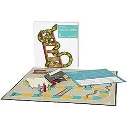 Active Minds Serpientes y Escaleras: Juegos y recursos especializados para la demencia y el Alzheimer