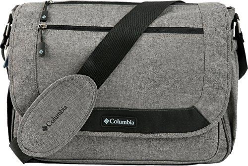 Columbia Departure Point Messenger, Baby Diaper Bag, Grey